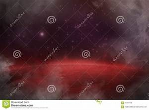 Red Planet Stock Illustration - Image: 63791716