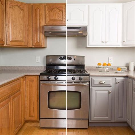 Makeover Your Kitchen Cabinets With The Help Of The Rust