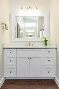 Stunning, Shaker, Style, Bathroom, Vanity, Model