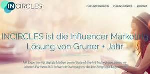 Gruner Und Jahr Abo : g j verkuppelt marken mit influencern w v ~ Buech-reservation.com Haus und Dekorationen