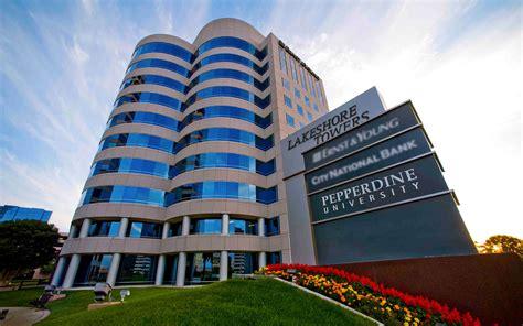 pepperdine university standardizes graduate school campus
