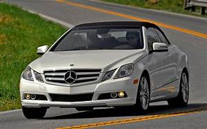 2011 Mercedes Benz E Class Reviews And Rating Motortrend