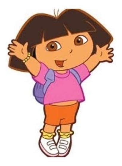 Dora Clipart Explorer Wiki Wikia