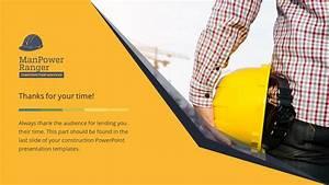 Construction Premium Powerpoint Template