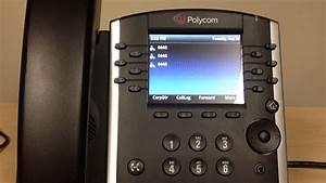 Polycom Vvx 400 Voicemail Transfer