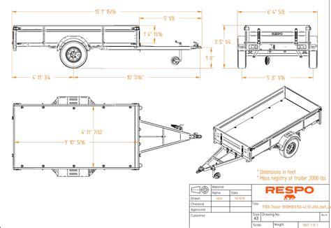 wilson trailer wiring diagram wiring source