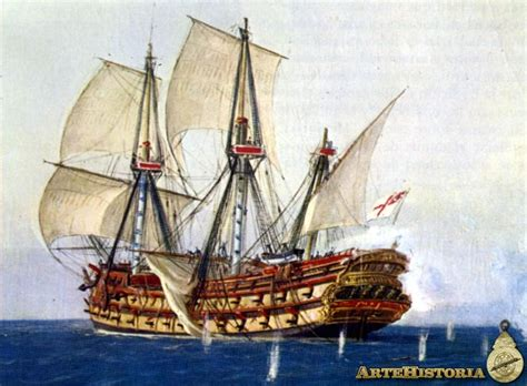 Imagenes De Barcos Del Siglo Xviii by Nav 237 O Ingl 233 S Del Siglo Xviii Artehistoria