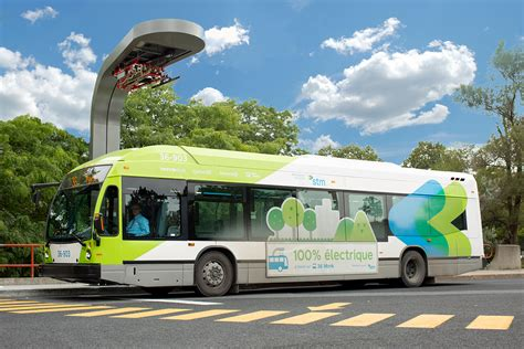 order  electric buses  montreal novabus