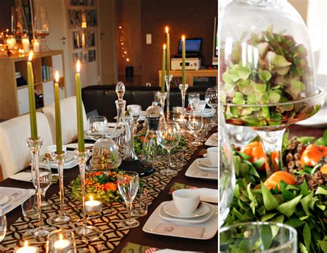modern thanksgiving table decorations