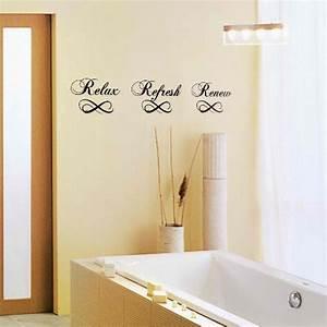 Bathroom Wall Quotes QuotesGram