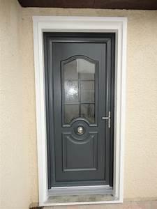 portes d39entree With porte d entrée en aluminium