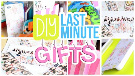 gifts for 20 year olds last minute easy cheap diy last minute gifts for friends etc alohakatiex