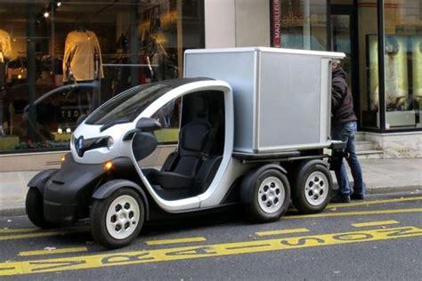 Renault Electric Car Twizy