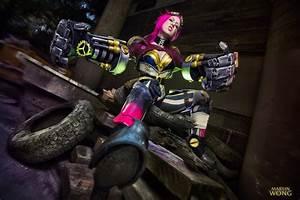 League of Legends Vi Cosplay by Missyeru on DeviantArt