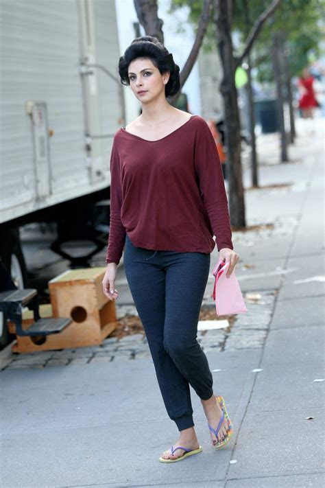 morena baccarin set mating soho nyc
