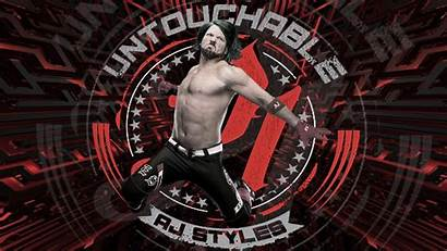 Aj Styles Wallpapers Wwe Background Untouchable Wallpapercave