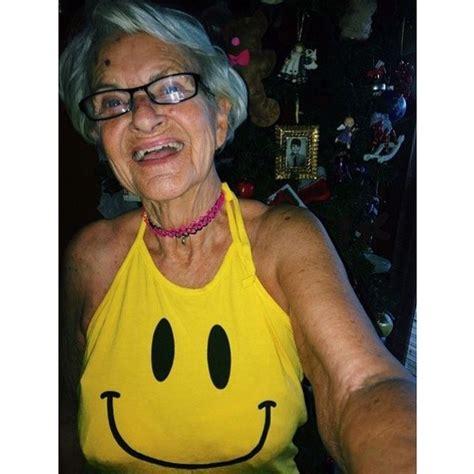 year  cool grandmother popular  instagram