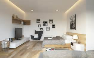 Apartment Living Room Ideas Apartment Bedroom Living Room Interior Design Ideas