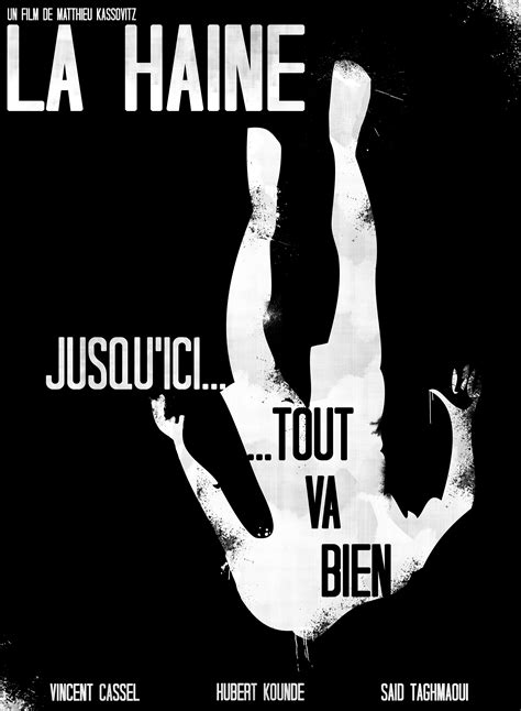 Film Poster  La Haine