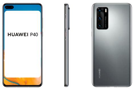 Нови ясни изображения разкриват дизайна на Huawei P40, P40 ...