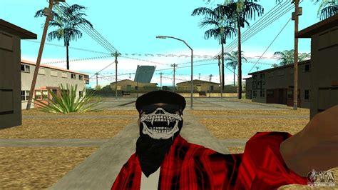 Selfie Mod For Gta San Andreas