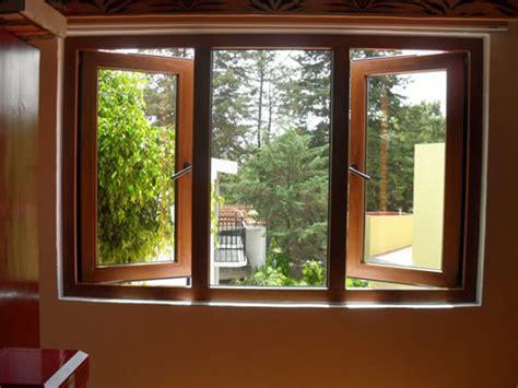 ventanas en pvc imitacion madera bienvenidos