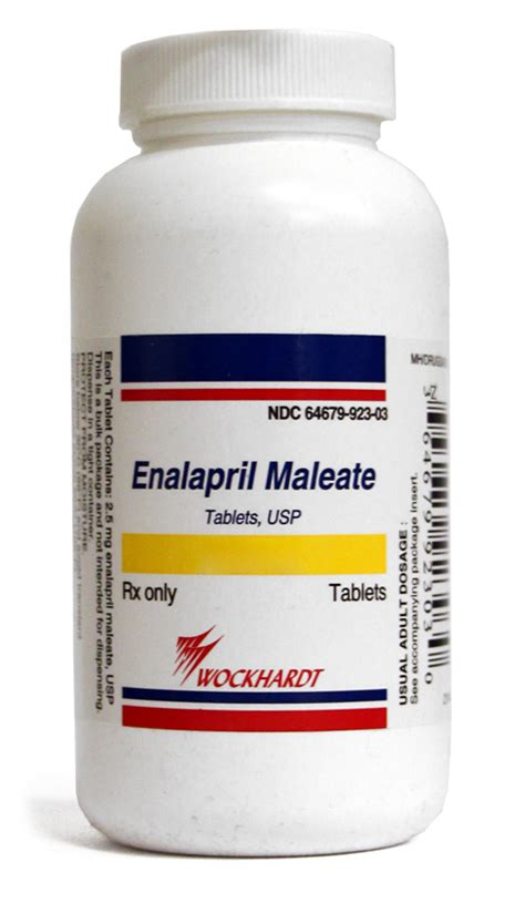 enalapril mg  tablet