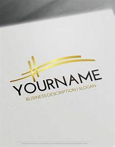 Free logo maker abstract bridge logo design for Create a monogram free online