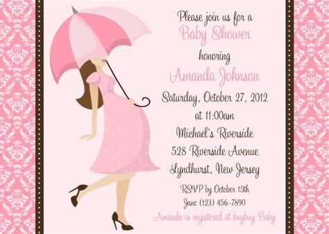 Baby Shower Invitation Wording  Fashion & Lifestyle