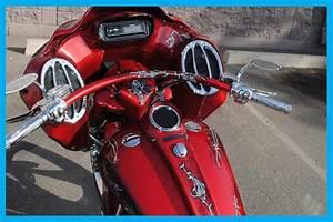 Harley Hot Rod Road Glide Road King Handlebars 1990 To