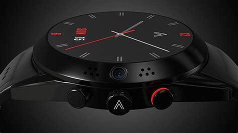 arrow smartwatch keren dengan kamera 360 derajat