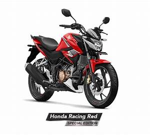 All New Honda Cb150r Racing Red
