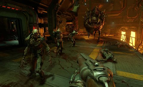 Doom Targeting 1080p, 60fps To Capture The 'feel Of The Game