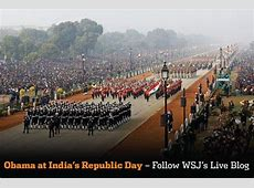 Obama at India's Republic Day Parade as It Happened