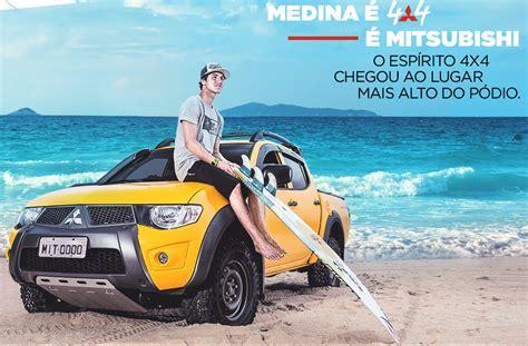 Medina Mitsubishi by Mitsubishi 4 215 4 Patrocinadora Oficial Da Prancha Do Bem