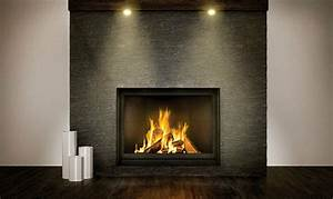 Napoleon Nz8000 High Country Wood Fireplace Contemporary