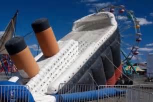 britannic sinking in real time ocho toboganes para ni 241 os realmente desagradables