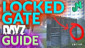 Gate Build Guide  Ud83c Udf92 Dayz Ps4 Xbox Pc