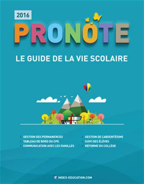t 233 l 233 charger pronote logiciel de gestion de vie scolaire