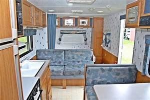 1997 Skyline Nomad 2790bh Travel Trailer Rental