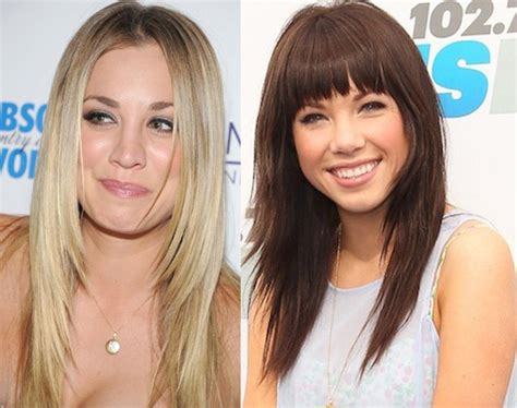 Tapered Haircut Women Long Straight Hairstyles For