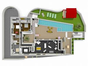 plan maison 3d a imprimer
