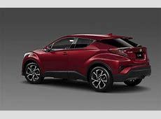 Australian details for new Toyota CHR announced
