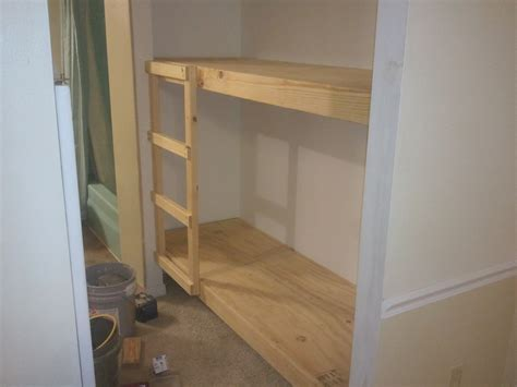 37291 built in bunk beds built in bunk bed and bunk beds jays custom creations
