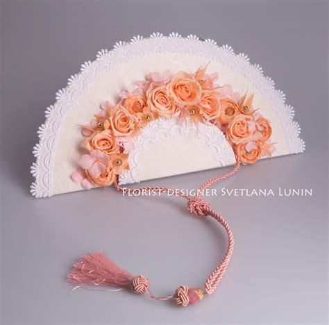 preserve  wedding bouquet       fan