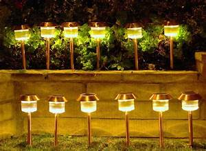 Stunning Eclairage Jardin Puissance Contemporary Design Trends 2017 ...