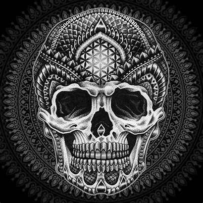 Architects Tattoo Band Skull