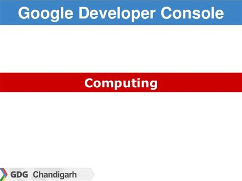 Developers Console by Developers Consoles