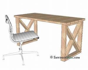 PDF DIY Simple Work Desk Plans Download standing desk