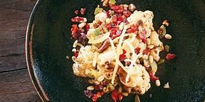 Tal Ronnen Blumenkohl mit Oliven und Tomaten